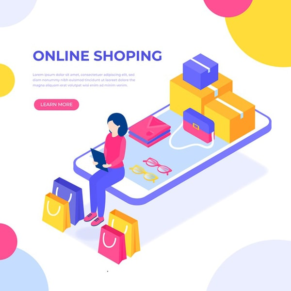 Woocommerce site building